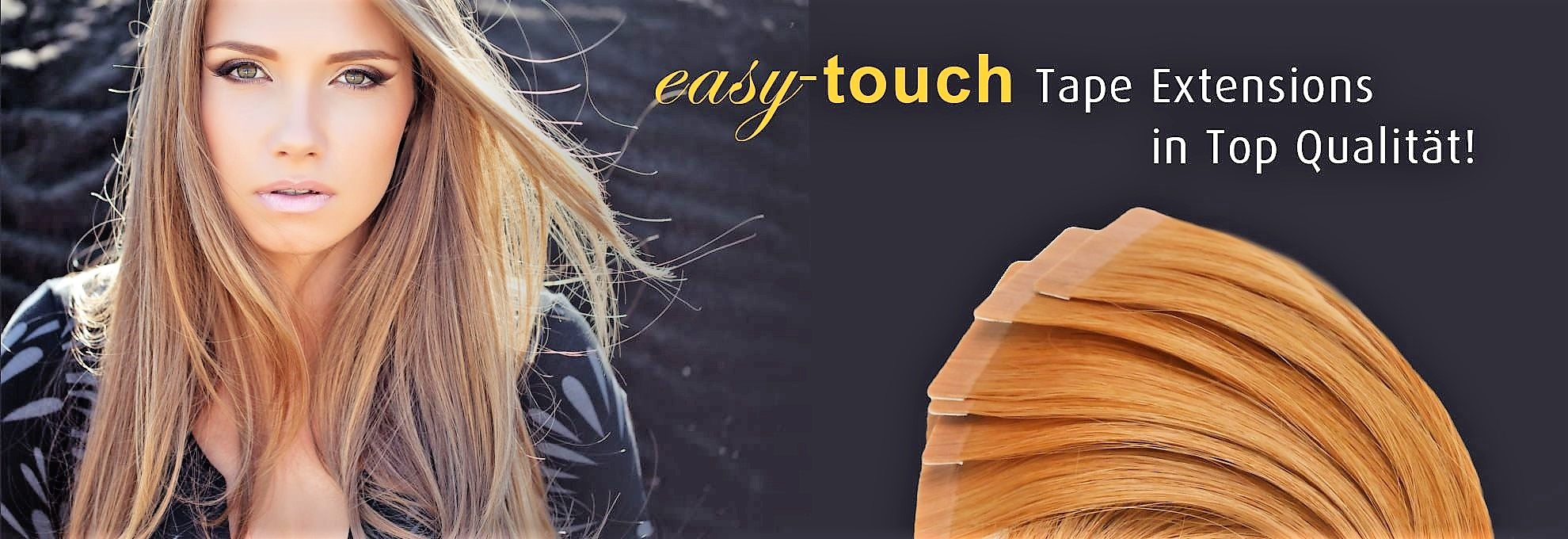 easy touch tape extensions