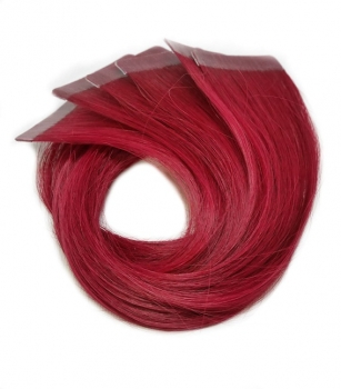 inTouch easy Touch Tape Extensions Farbe BurgRed