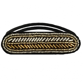 Alton Hair Tie Gold