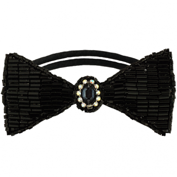 Dolorosa Hair Tie Black